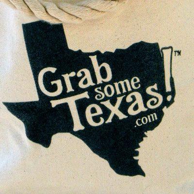 Texas Bandana Cotton Tote logo