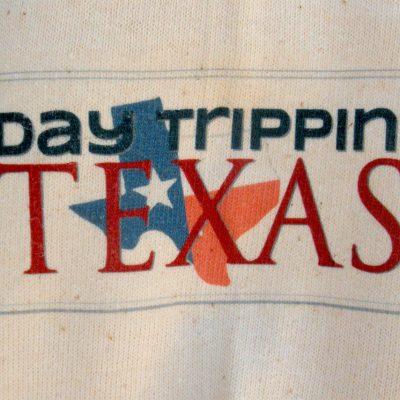 Day Trippin' Texas sleeve logo
