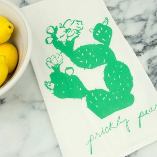 Prickly Pear Tea Towel