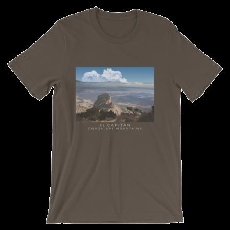El Capitan Peak, Guadalupe Mountains