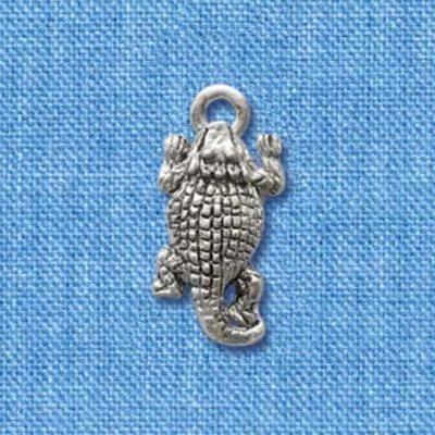 Texas Horned Lizard Charm