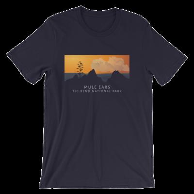 Mule Ears Peaks, Big Bend National Park