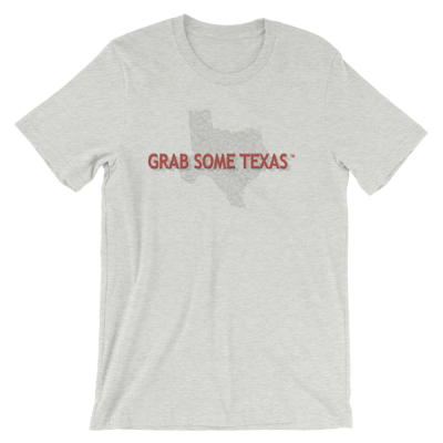 Sketched Grab Some Texas