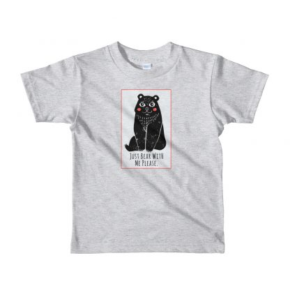 Bear With Me Please / Heather Grey